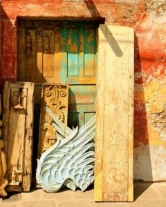 Revocable Living trust - Photo of a door
